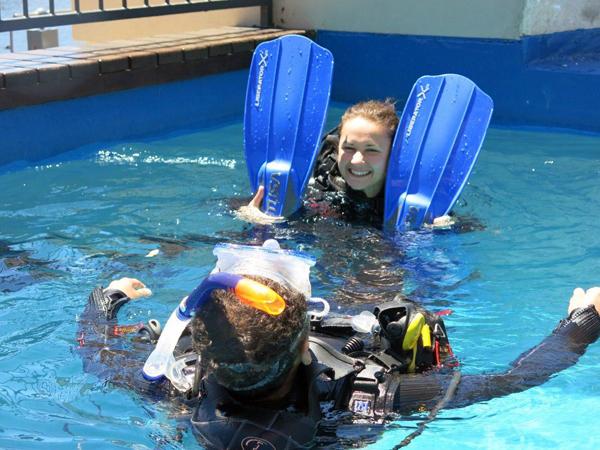 Rescue-course