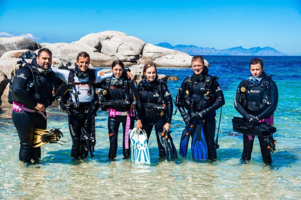 Scuba Dive Cape Town   Alpha Dive Centres, Dive Shops and Dive School