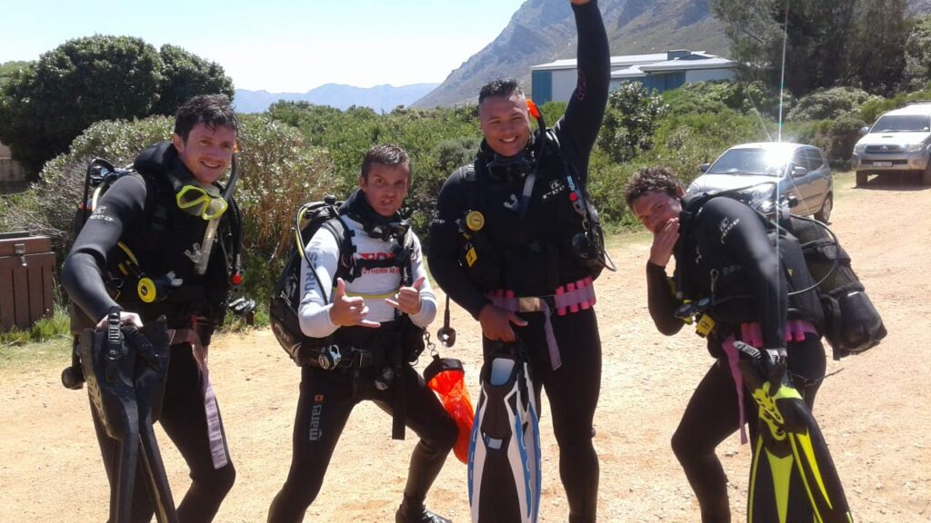 Scuba Dive Cape Town | Alpha Dive Centres, Dive Shops and Dive School