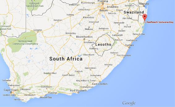 map-sodwana-bay